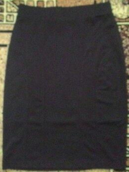Юбки - Классическая юбка карандаш, 0