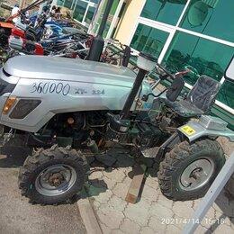 Мини-тракторы - Минирактор Xintai Scout XT-224, 0