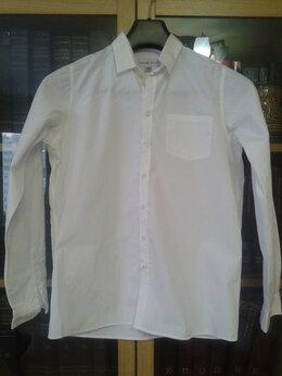 Рубашки - Рубашки белые для мальчика, 0