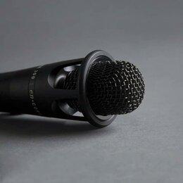 Микрофоны - Конденсаторный микрофон enCore E300, 0