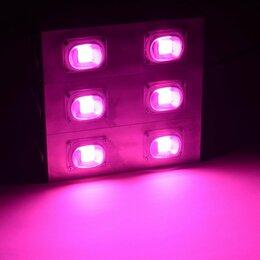 Аксессуары и средства для ухода за растениями - Светильник светодиодный полного спектра для…, 0