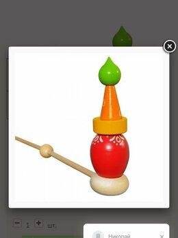 Конструкторы - Игра «Несушки деревянная 1шт Новая, 0