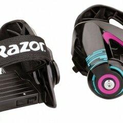 Роликовые коньки - Ролики на обувь Razor Jetts - пурпурный, 0