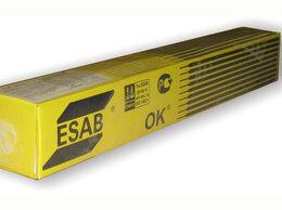 Электроды, проволока, прутки - электроды сварочные  ESAB OK 46.00, УОНИ…, 0