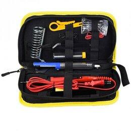 Электрические паяльники - Портативный набор для пайки с JCD 908S с регулировкой температуры., 0