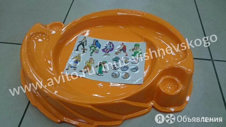 Игровая Арена Бейблэйд BeyBlade Burst  по цене 400₽ - Мягкие игрушки, фото 0