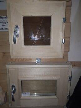 Окна - Окна для бани из липы, 0