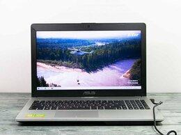 Ноутбуки - ASUS N56VV-S4039H i5 3230M/8Gb/750Gb/GT 750 2Gb, 0