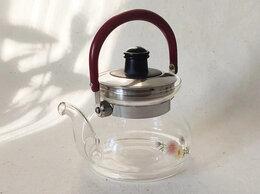 Заварочные чайники - Заварочный термостойкий чайник, 0