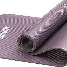 Йога - Коврик для йоги STARFIT 183x58x1,0 см, 0