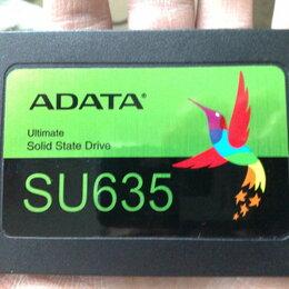 Жёсткие диски и SSD - A-Data SU635, SSD на 240 гб, 0