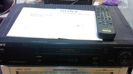 Видеомагнитофоны - Видеомагнитофон Sony SLV-E720EE, 0