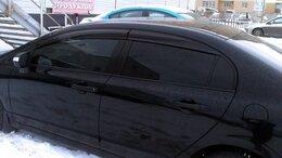 Кузовные запчасти - Дефлекторы для Honda Civic Mugen, 0