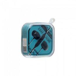 Наушники и Bluetooth-гарнитуры - Remax RM-550 Наушники с микрофоном черные, 0