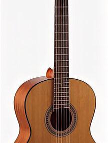Акустические и классические гитары - гитара классическая 4855 пр. Чехия, 0