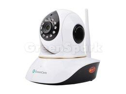Видеокамеры - IP-камера GreenCam GC38S, 0