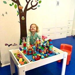 Столы и столики - Лего стол мини, 0