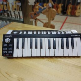 Клавишные инструменты - Midi Клавиатура, 0