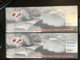 Картриджи - Картриджи для цветного принтера HP Color Laser Jet, 0