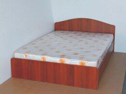 Кровати - Кровать ЛДСП 1600х2000 мм. с матрасом, есть в…, 0