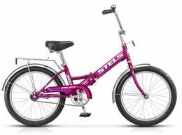 Велосипеды - Городской велосипед STELS Pilot 310 20 Z011…, 0