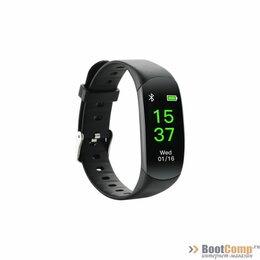 Умные часы и браслеты - Фитнес трекер Canyon CNE-SB12BB Smart band Black, 0