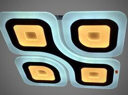 Люстры и потолочные светильники - Светильник LED потолочный 19114/500 180 W с ПДУ, 0