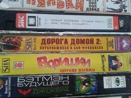 Видеофильмы - 35 кассет VHS, 0