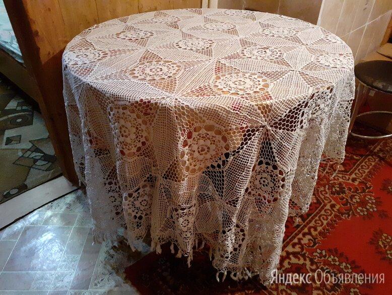 Скатерть ажурная по цене 3000₽ - Скатерти и салфетки, фото 0