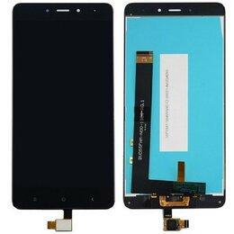 Дисплеи и тачскрины - Дисплей для Xiaomi Redmi Note 4/Note 4 Pro черный , 0