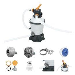 Фильтры, насосы и хлоргенераторы - Фильтр Bestway 58515 песчаный, 3028л/ч, 8,5кг, 0