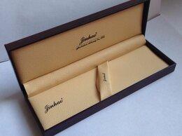 Подарочные наборы - Футляр подарочный  под дерево с кожзамом  Jinhao…, 0