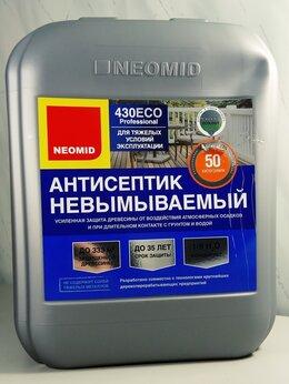 Пропитки - Антисептик для древесины Neomid 430 eco 30 (…, 0