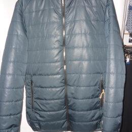 Куртки - Мужская демисезонная куртка , 0