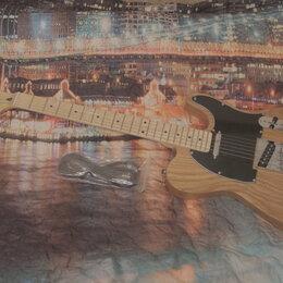 Электрогитары и бас-гитары - Электрогитара Fender Telecaster, 0