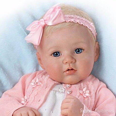 Виниловая кукла Аника от Ashton Drake новая в коробке по цене 20000₽ - Куклы и пупсы, фото 0