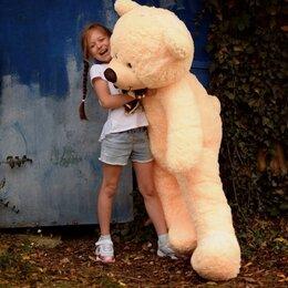 Мягкие игрушки - Большой плюшевый медведь 160см , 0