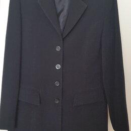 Пиджаки - Пиждак длинный, 48 размер, 0