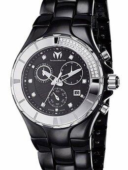 Наручные часы - Technomarine Ceramic Diamond 44 бриллианта New, 0