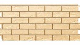 Сайдинг - Панель отделочная VILO  Brick SAND фуга, 0