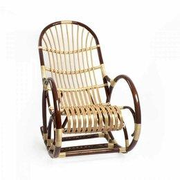 Плетеная мебель - Кресло-качалка из лозы Верба, 0
