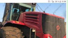 Спецтехника и навесное оборудование - Трактор К-744, 0