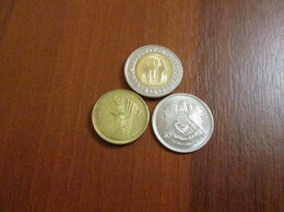 Монеты - Монеты Египта, 0