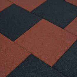 Тротуарная плитка, бордюр - Резиновая плитка, 0