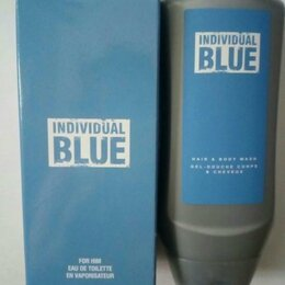 Наборы - Мужской набор Individual Blue от Avon, 0