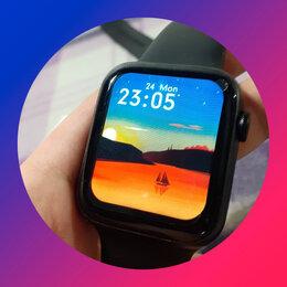 Умные часы и браслеты - Смарт часы Apple Watch 6 44 мм, 0