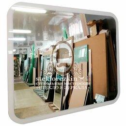 Комплектующие - Современное зеркало ©️ №131 белое, в ванную…, 0