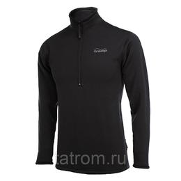 Спортивная защита - Tramp футболка с длинным рукавом Warm Stretch LN (черный) / XS, 0