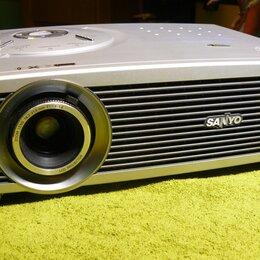 Проекторы - Проектор Sanyo PLC-SW30, 0
