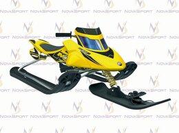 Настольные игры - Снегокат Snow Moto Ski Doo Yellow DT 35080, 0